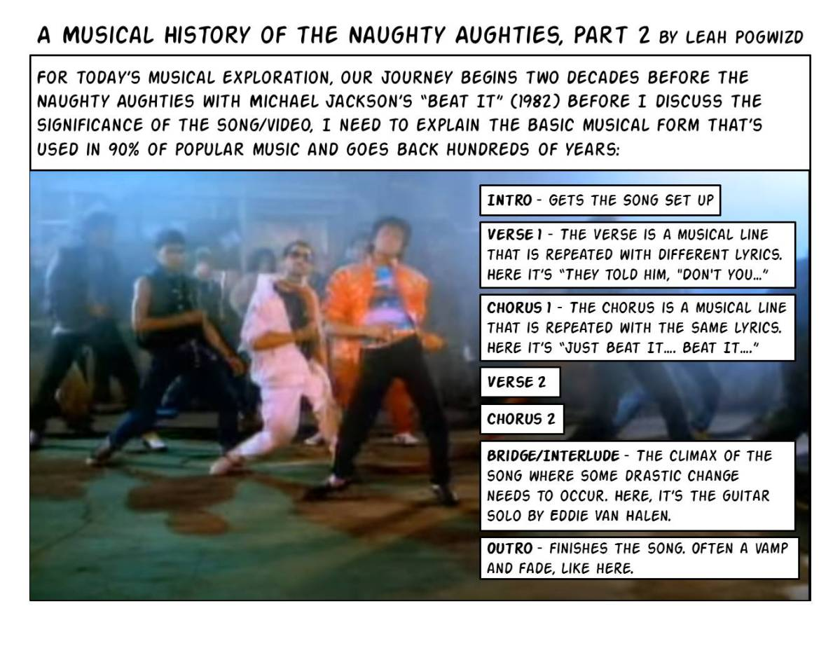 Comic: A Musical History of the Naughty Aughties, Part2