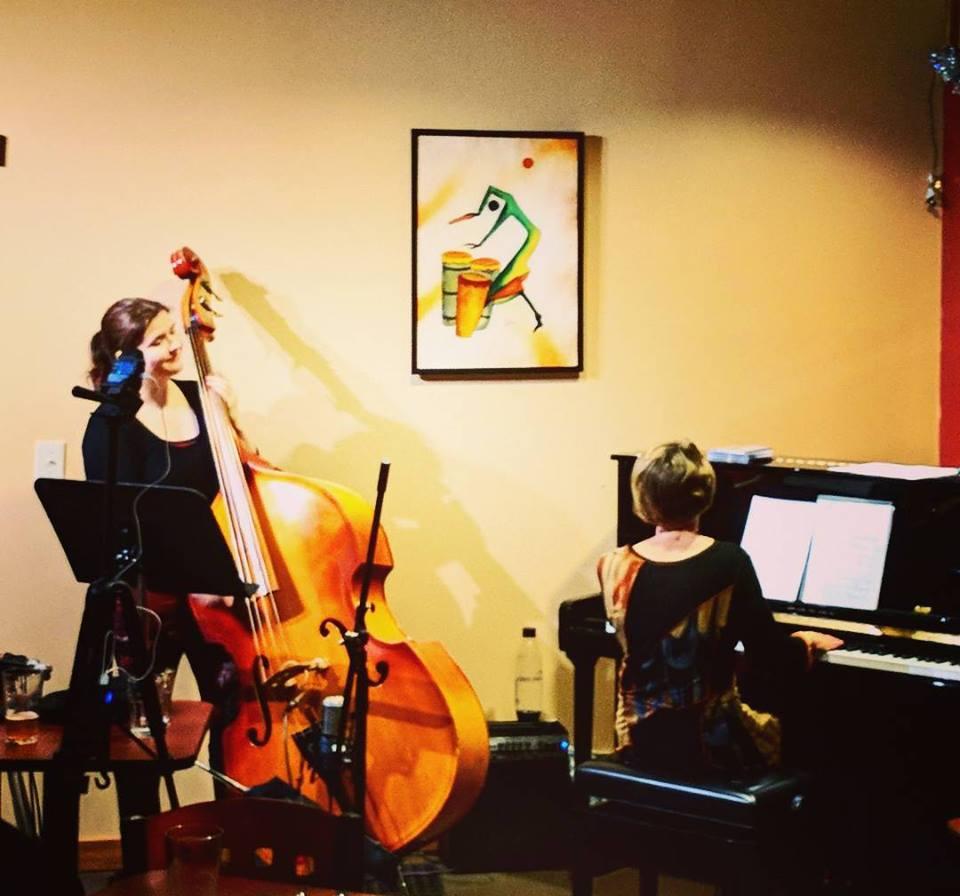 Video: Instrumental Ladies of JazzConcert