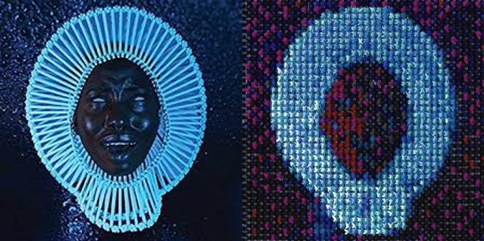 LP Stitch: Awaken, MyLove!