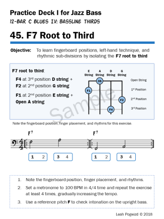 F7 Root to Third