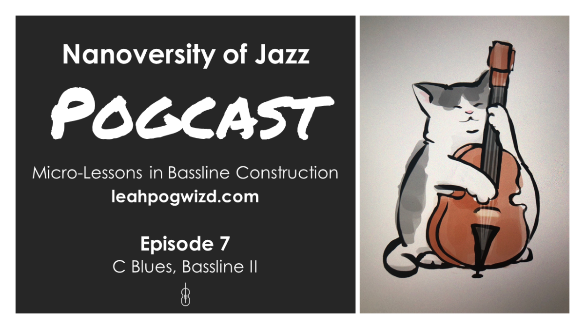 Episode 7: C Blues, Bassline II