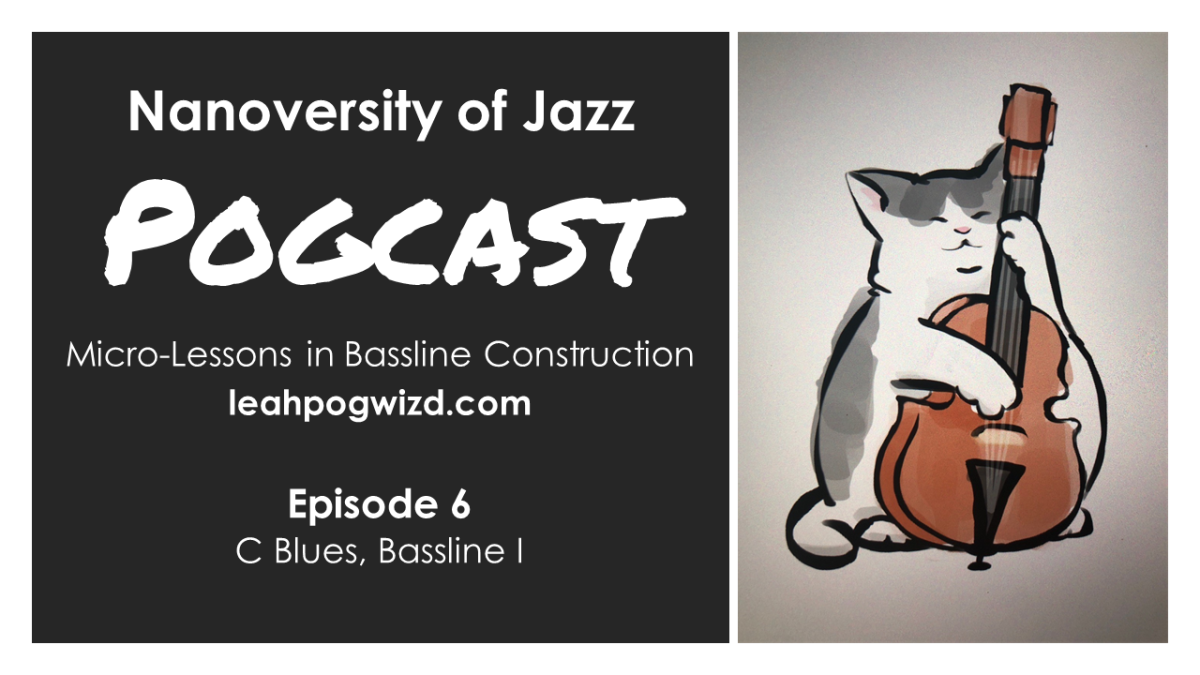 Episode 6: C Blues, Bassline I