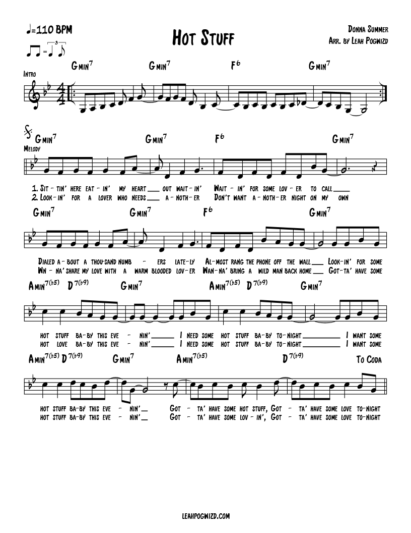 Hot Stuff Page 1