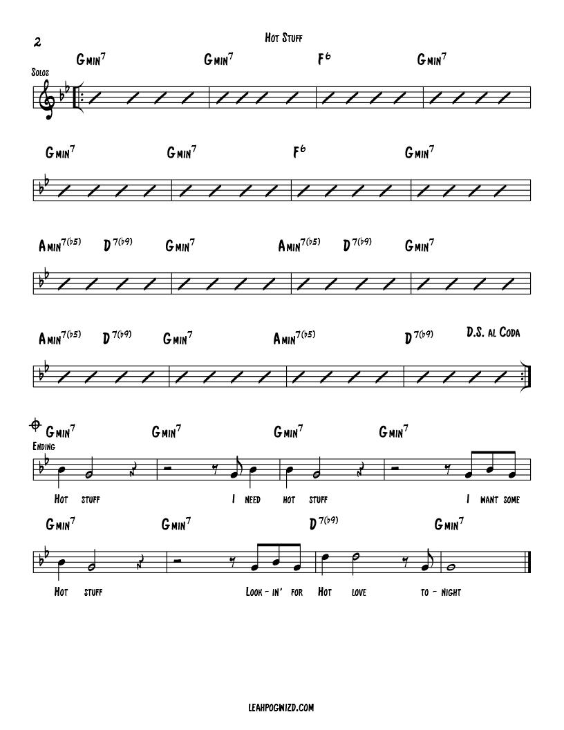 Hot Stuff Page 2
